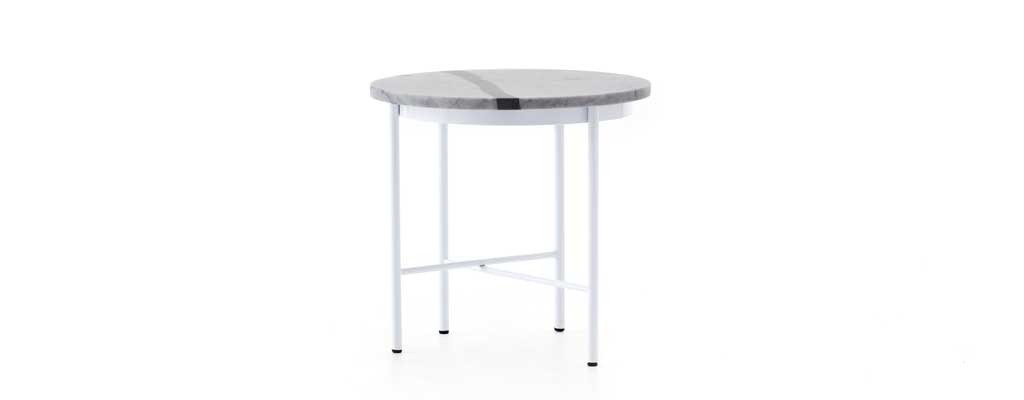 Lyla Marble Side Table