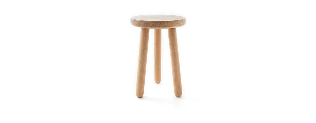 Phil Timber Stool